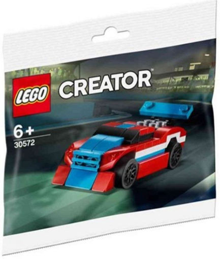 Picture of Brick Based Race Car