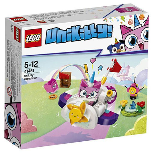 Picture of Unikitty - Cloud Car