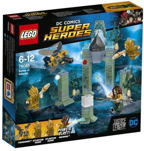 Picture of Lego-Justice League - Battle Of Atlantis