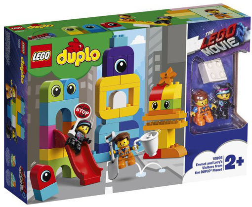 Picture of Duplo Lego Movie 2-Emme