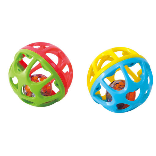 Picture of Bounce N  Roll Ball - 2 Assorted