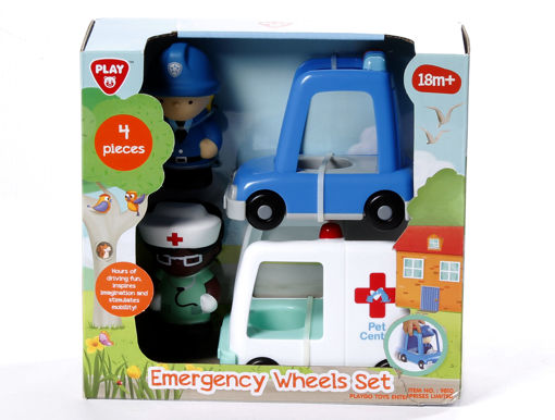 Picture of  Emergency Wheels Set