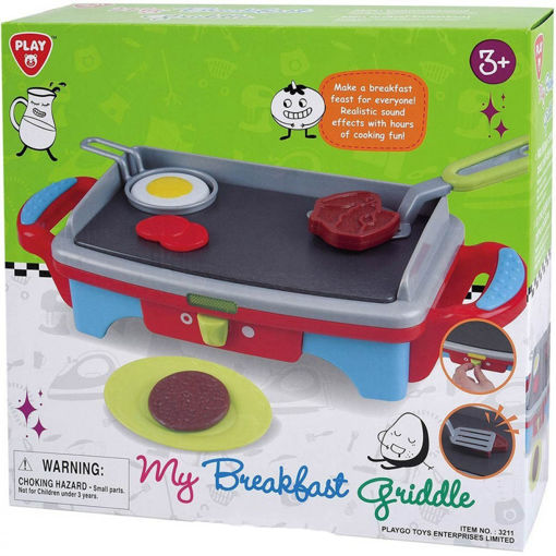 Picture of  My Breakfast Griddle
