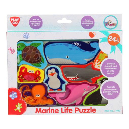 Picture of Marine Life Puzzle