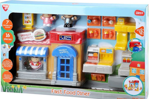 Picture of  Fast Food Diner