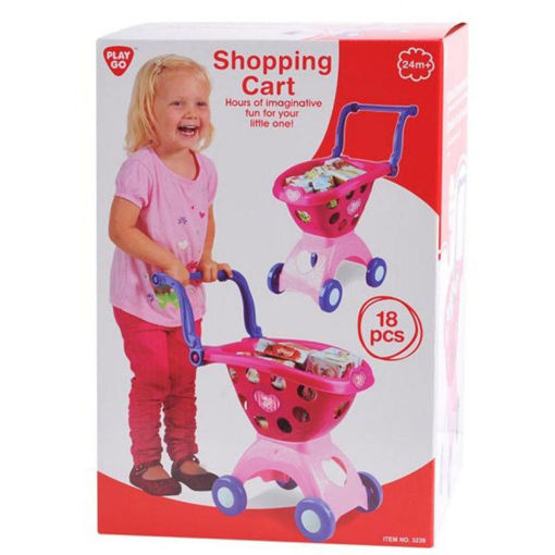 Picture of Shopping Cart - 18 Pcs