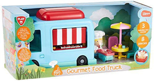 Picture of Gourmet Food Truck B/O