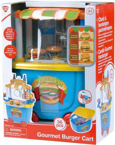 Picture of Gourmet Burger Cart 36Pcs