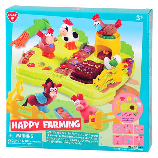 Picture of  Happy Farm Set