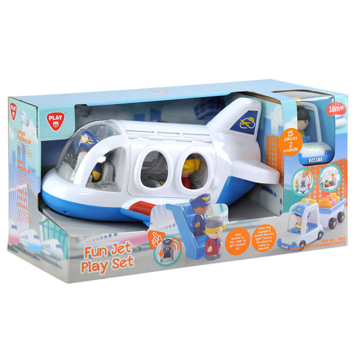 Picture of Fun Jet Play Set