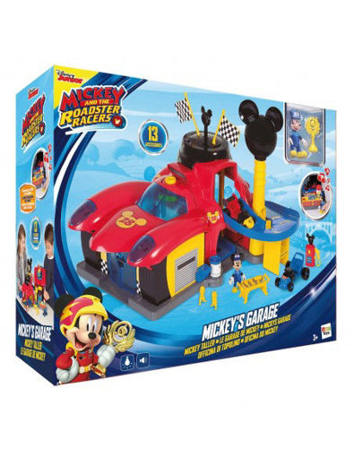 Picture of Mickey Roadtser Racers Garage
