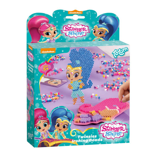 Picture of Shimmer & Shine Iron On Beads