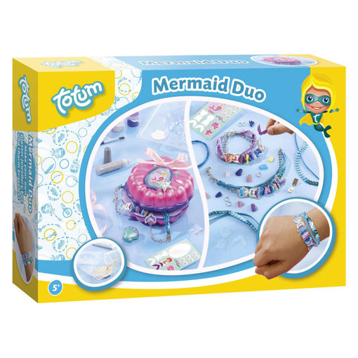 Picture of 2 In 1 Creativity Set Mermaids Duo