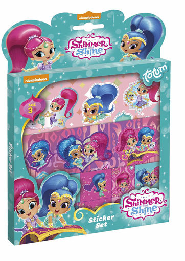 Picture of Shimmer & Shine Sticker Set