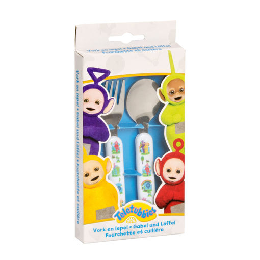 Picture of Teletubbies Cutlery Set