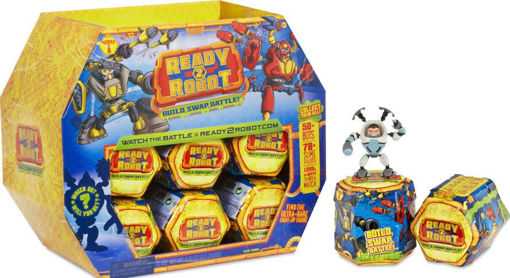 Picture of  Ready2Robot Singles Asst/Pdq - 18Pcs