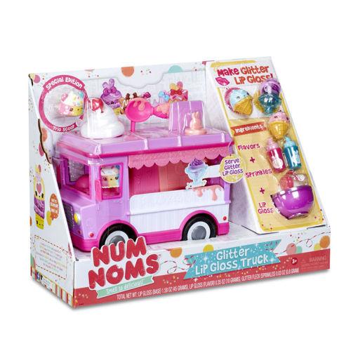 Picture of  Num Noms Glitter Lip Gloss Truck - 1 Piece