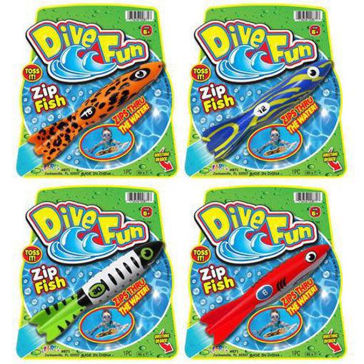 Picture of  Dive Fun Zip Fish