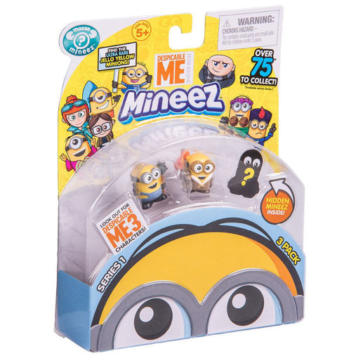 Picture of Despicable Me Character Pack