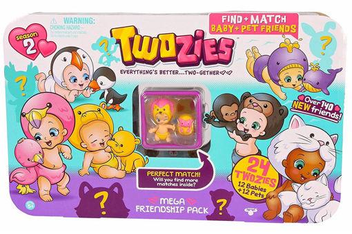 Picture of Twozies S2 Mega Friendship Pk-4Pcs