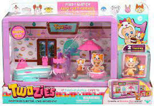 Picture of Twozies S1 Two Playful Cafe-2Pcs