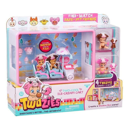 Picture of Twozies S1 Fun Twogether P/Set