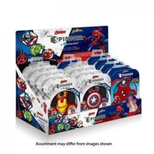 Picture of Marvel Spinner Box Pdq24Pcs-Color Asst