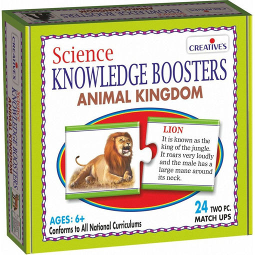 Picture of Science Knowledge Boosters Animals