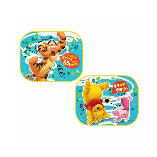 Picture of Winnie The Pooh Sunshades 44*35Cm 2 Pcs