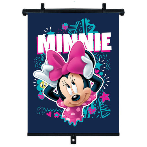 Picture of Minnie Retracable Auto Shade