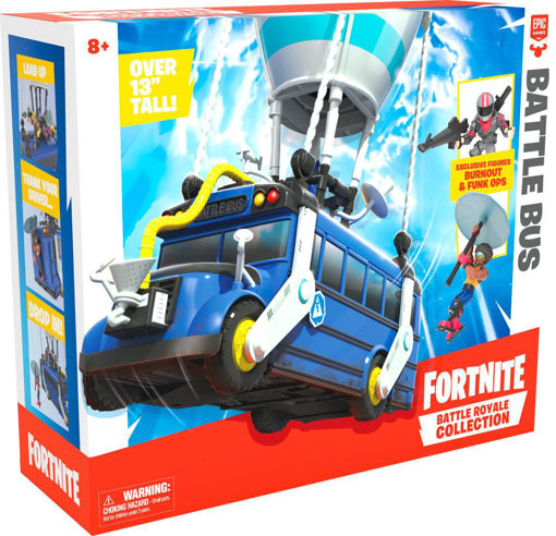 Picture of Battle Bus Display Set