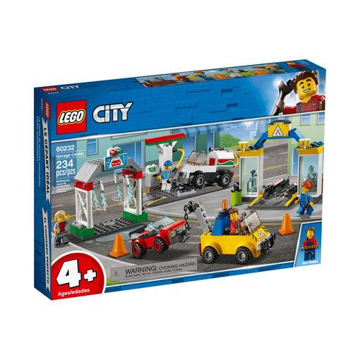 Picture of Lego City Town Garage Center