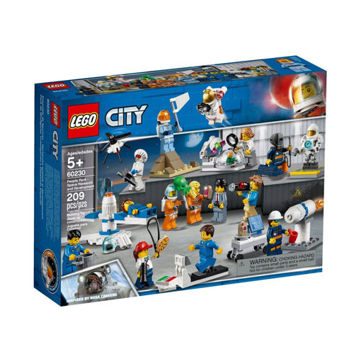 Picture of Lego City Space People Pack - Space Research And Development