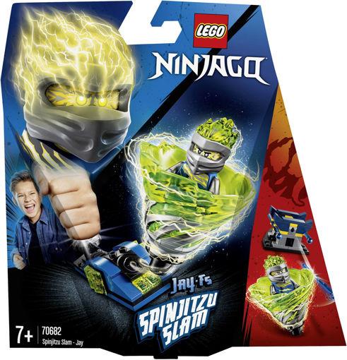 Picture of Lego Ninjago Spinjitzu Slam - Jay