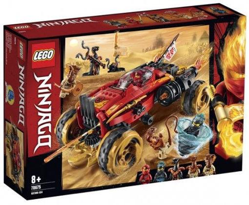 Picture of Lego Ninjago Katana 4X4