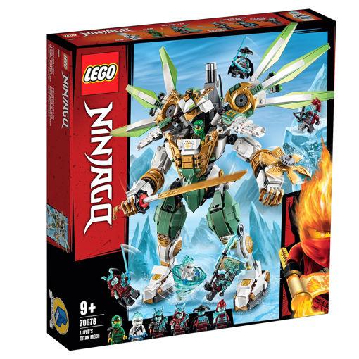 Picture of Lego Ninjago Lloyd'S Titan Mech
