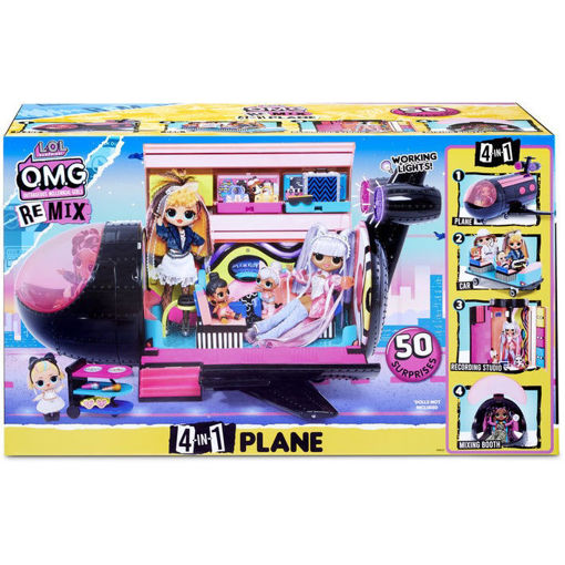 Picture of L.O.L. Surprise Omg Remix Plane