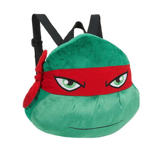 Picture of TMNT Ralph Plush Backpack