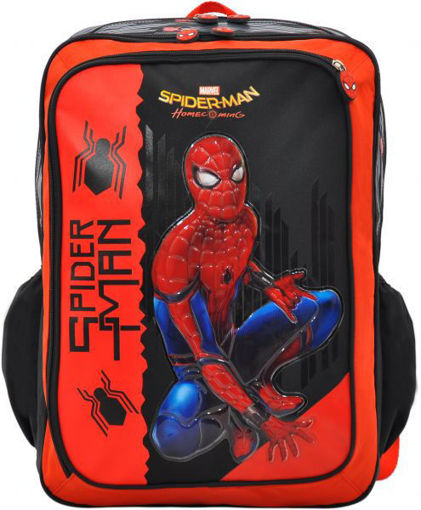 Picture of Spiderman Backpack 18Inch
