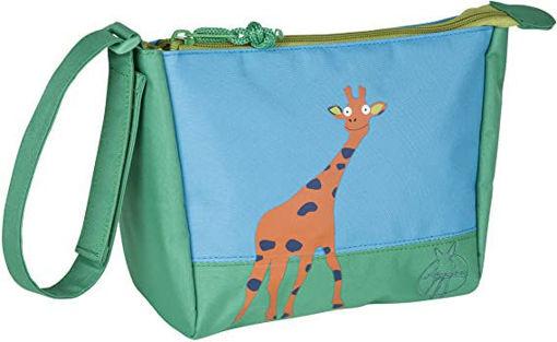Picture of Mini Washbag Wildlife-Giraffe