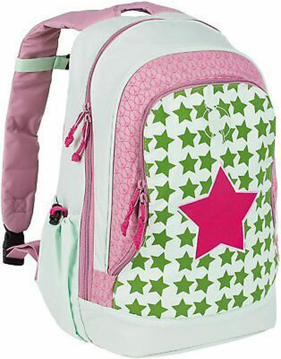 Picture of Mini Backpack Big Starlight Magenta