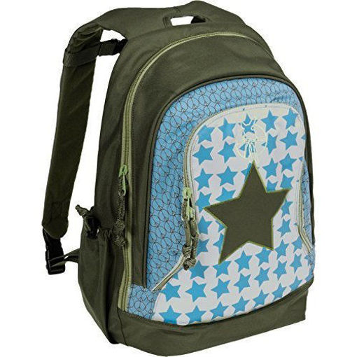 Picture of Mini Backpack Big Starlight Olive