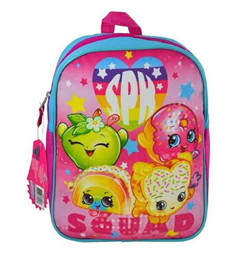 Picture of Shopkins 11'  Mini Backpack