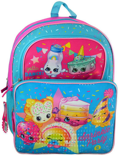 Picture of Shopkins 16'  Cargo Backpack