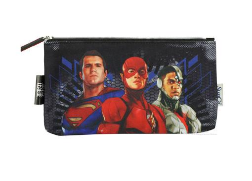 Picture of Sunce - Justice League Flat Rectangular Pencil Case