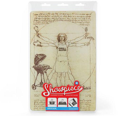 Picture of Mustard - Chopping Board, Da Vinci
