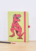 Picture of Mustard -T-Rex A5 Notebook