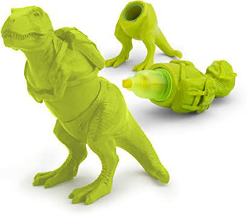 Picture of Mustard -T-Rex Shaped Highlighter