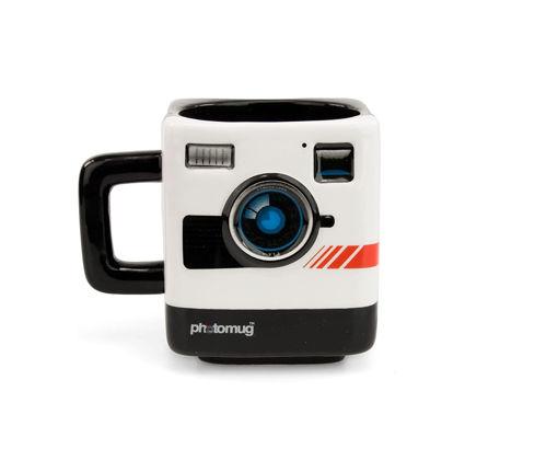 Picture of Mustard -Retro Camera Shaped Mug