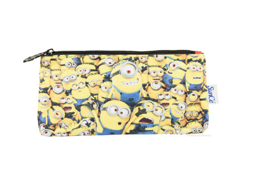Picture of Sunce - Despicable Me Flat Rectangular Pencil Case